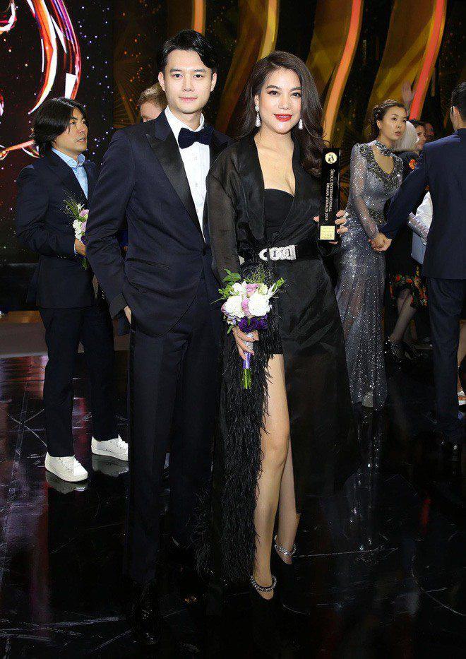 """Trương Ngọc Ánh và nam diễn viên """"Sống chung với mẹ chồng"""" Anh Dũng công khai thả thính nhau trên mạng xã hội, sau loạt tin đồn hẹn hò - Ảnh 4."""