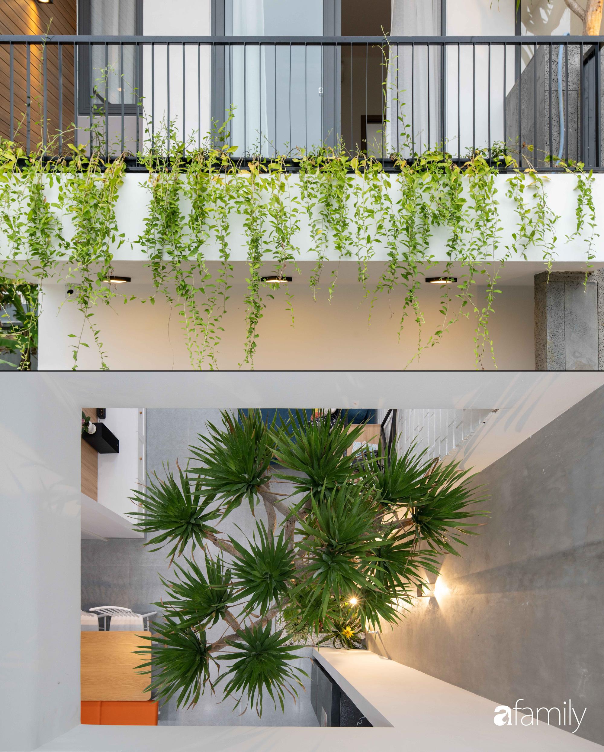 Nhà phố 2 tầng rộng 100m2 được thiết kế ấn tượng với khoảng thông tầng nhiều ánh sáng có chi phí 1,4 tỷ ở Đà Nẵng - Ảnh 8.