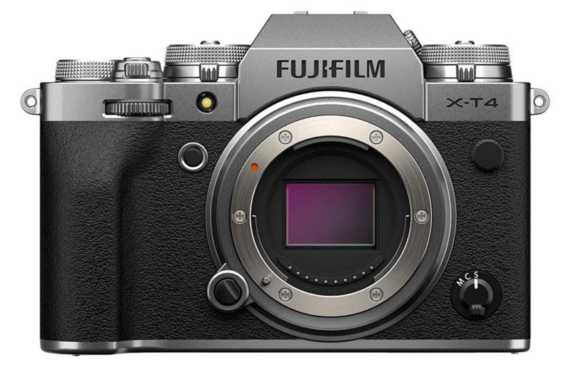 Fujifilm ra mắt máy ảnh X-T4: Chống rung cảm biến, màn chập mới, pin lớn hơn - Ảnh 3.