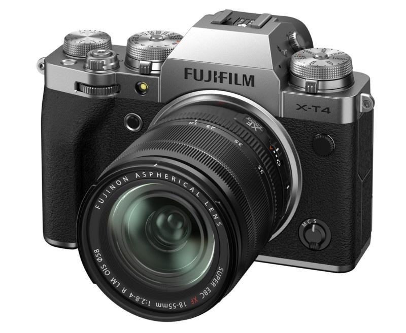 Fujifilm ra mắt máy ảnh X-T4: Chống rung cảm biến, màn chập mới, pin lớn hơn - Ảnh 4.