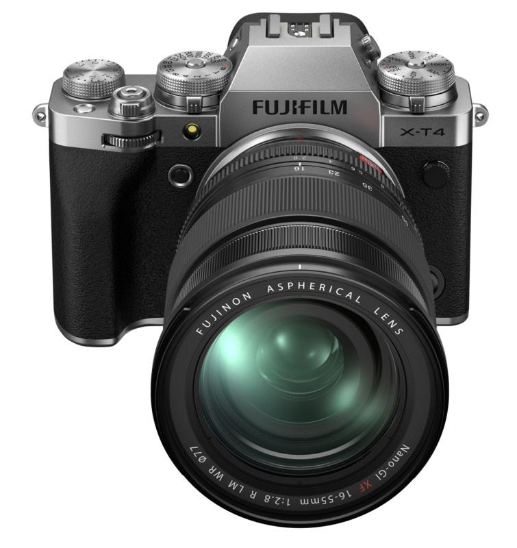 Fujifilm ra mắt máy ảnh X-T4: Chống rung cảm biến, màn chập mới, pin lớn hơn - Ảnh 5.