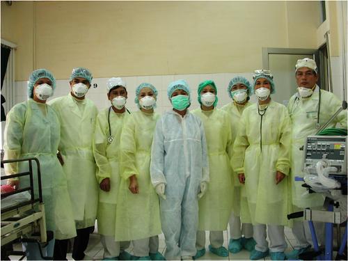 Dịch SARS ở Việt Nam và chuyện 6 người đánh đổi mạng sống chưa từng được ghi nhận - Ảnh 6.