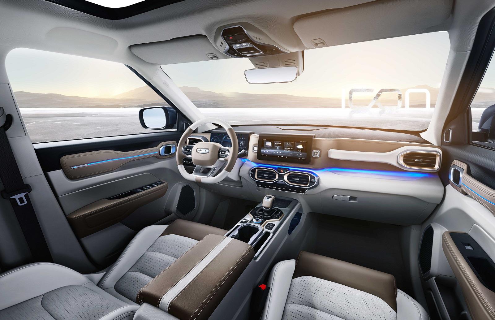 Hãng xe Trung Quốc Geely mở bán SUV Icon đẹp như Volvo, bảo vệ người dùng khỏi Corona, giá rẻ bèo từ 16.500 USD - Ảnh 6.