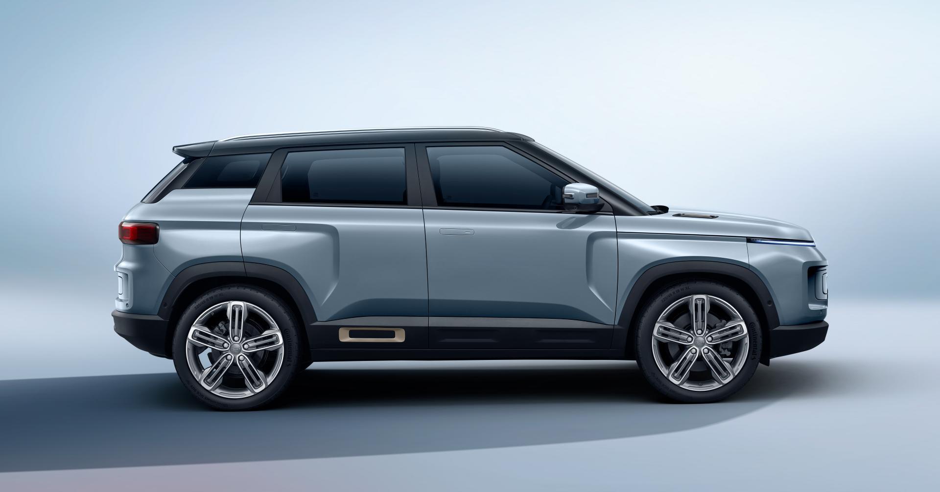 Hãng xe Trung Quốc Geely mở bán SUV Icon đẹp như Volvo, bảo vệ người dùng khỏi Corona, giá rẻ bèo từ 16.500 USD - Ảnh 3.