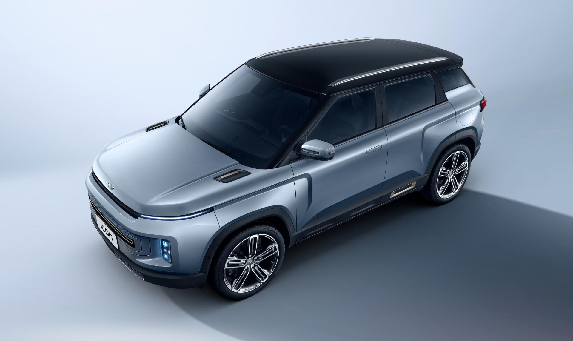 Hãng xe Trung Quốc Geely mở bán SUV Icon đẹp như Volvo, bảo vệ người dùng khỏi Corona, giá rẻ bèo từ 16.500 USD - Ảnh 1.
