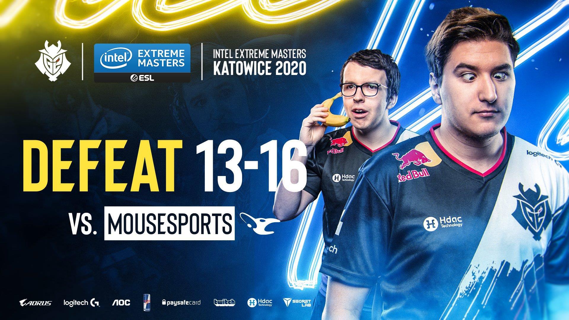 G2 eSports tấu hài vẫn thắng, player số 1 thế giới chính thức chia tay CS:GO IEM Katowice 2020 - Ảnh 2.