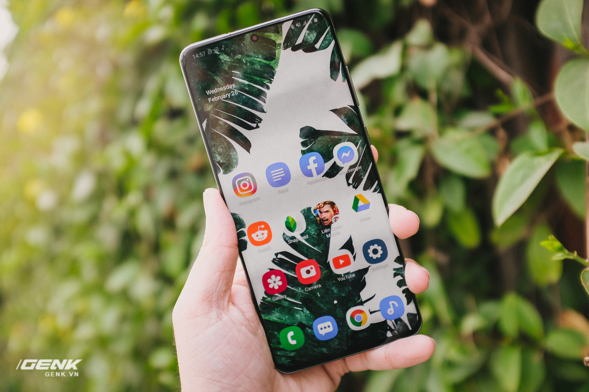 Những chi tiết thiết kế mới trên Galaxy S20 chứng tỏ Samsung vẫn bén lắm - Ảnh 3.