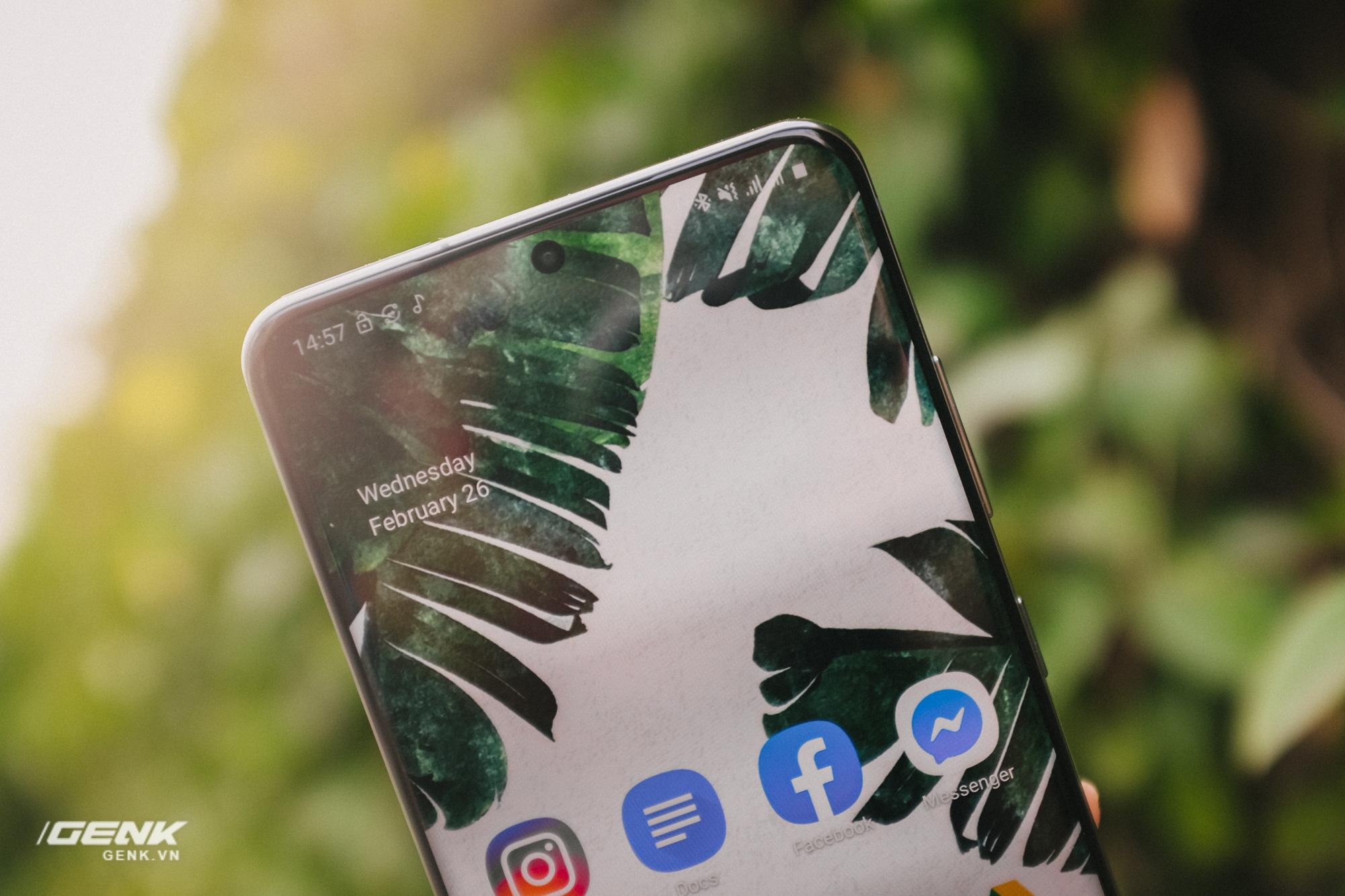 Những chi tiết thiết kế mới trên Galaxy S20 chứng tỏ Samsung vẫn bén lắm - Ảnh 4.