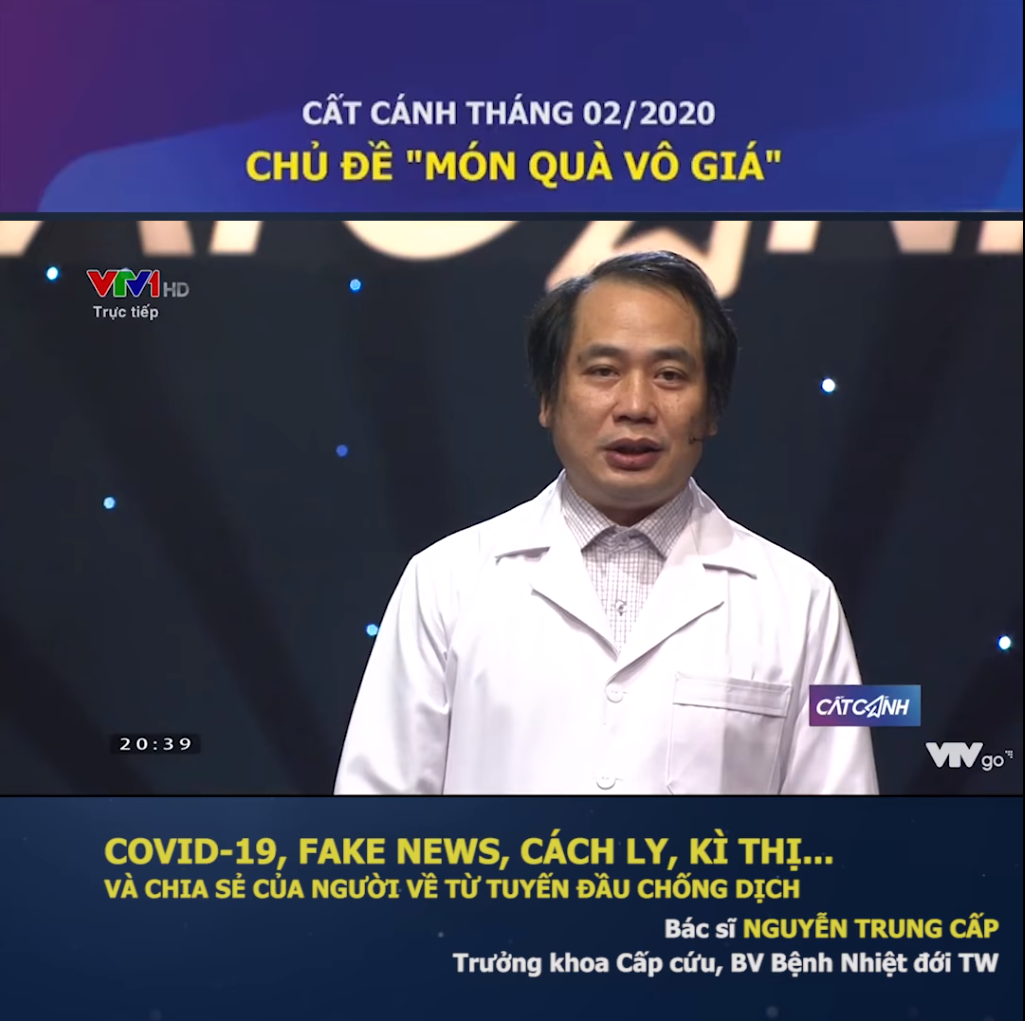 Nhân ngày Thầy thuốc Việt Nam, xúc động trước chia sẻ của bác sĩ nơi tuyến đầu chống dịch Covid-19: Chúng tôi đứng trước dịch bệnh, luôn vững tâm, không lùi bước - Ảnh 1.