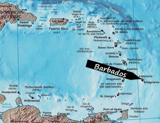 Bí ẩn xung quanh những cỗ quan tài tự dịch chuyển ở Barbados 200 năm trước: Là do tác động của con người hay từ các thế lực siêu nhiên - Ảnh 1.
