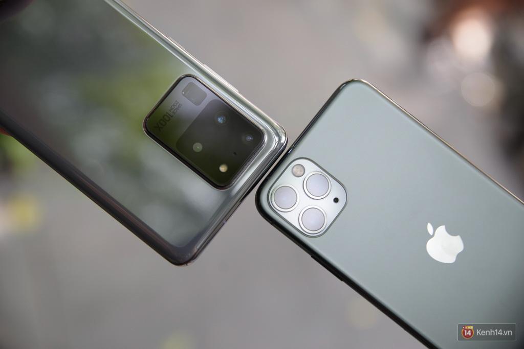 Camera trên Galaxy S20 Ultra tốt hơn iPhone 11 Pro Max chỗ nào? - Ảnh 1.