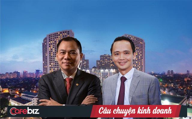 Tỷ phú Phạm Nhật Vượng bắt tay cùng Chủ tịch Trịnh Văn Quyết bán combo Vinpearl - Bamboo Airways - Ảnh 1.