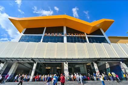 Những góc chụp đẹp mê mẩn ở Nhà ga cáp treo lớn nhất thế giới tại Tây Ninh - Ảnh 2.