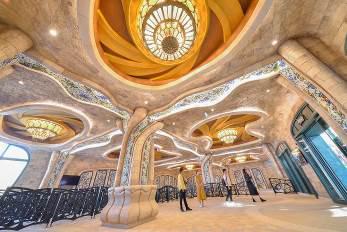 Những góc chụp đẹp mê mẩn ở Nhà ga cáp treo lớn nhất thế giới tại Tây Ninh - Ảnh 5.