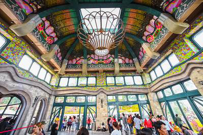 Những góc chụp đẹp mê mẩn ở Nhà ga cáp treo lớn nhất thế giới tại Tây Ninh - Ảnh 6.