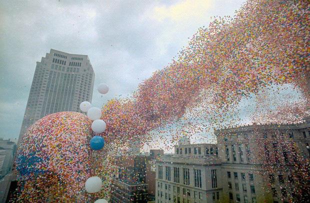 Lễ hội Balloonfest' 86: Thảm họa bóng bay đầy kỳ lạ đi vào lịch sử nước Mỹ - Ảnh 1.