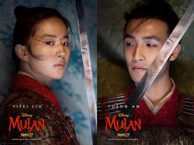 """""""Mulan"""" của Lưu Diệc Phi bị chấm 2/10 điểm, trở thành nồi lẩu thập cẩm đáng thất vọng của Disney?  - Ảnh 3."""