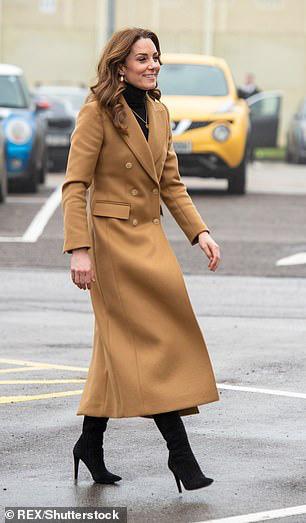 """Động thái chứng tỏ Công nương Kate đã chính thức đặt dấu chấm hết cho """"cơn sốt Meghan Markle"""" từng khuấy đảo nước Anh - Ảnh 3."""