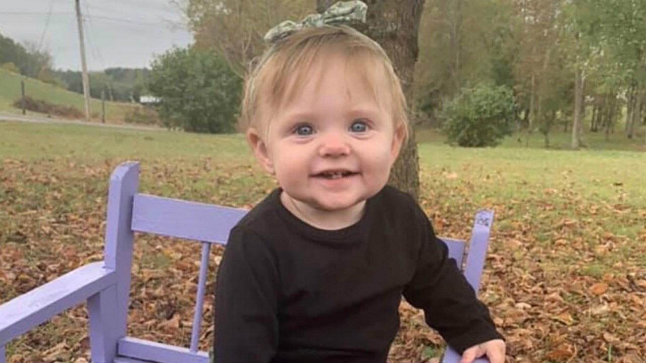 Bé gái 15 tháng tuổi mất tích được 1 tháng trước khi thi thể được tìm thấy trong mảnh đất của gia đình nhà ngoại - Ảnh 1.