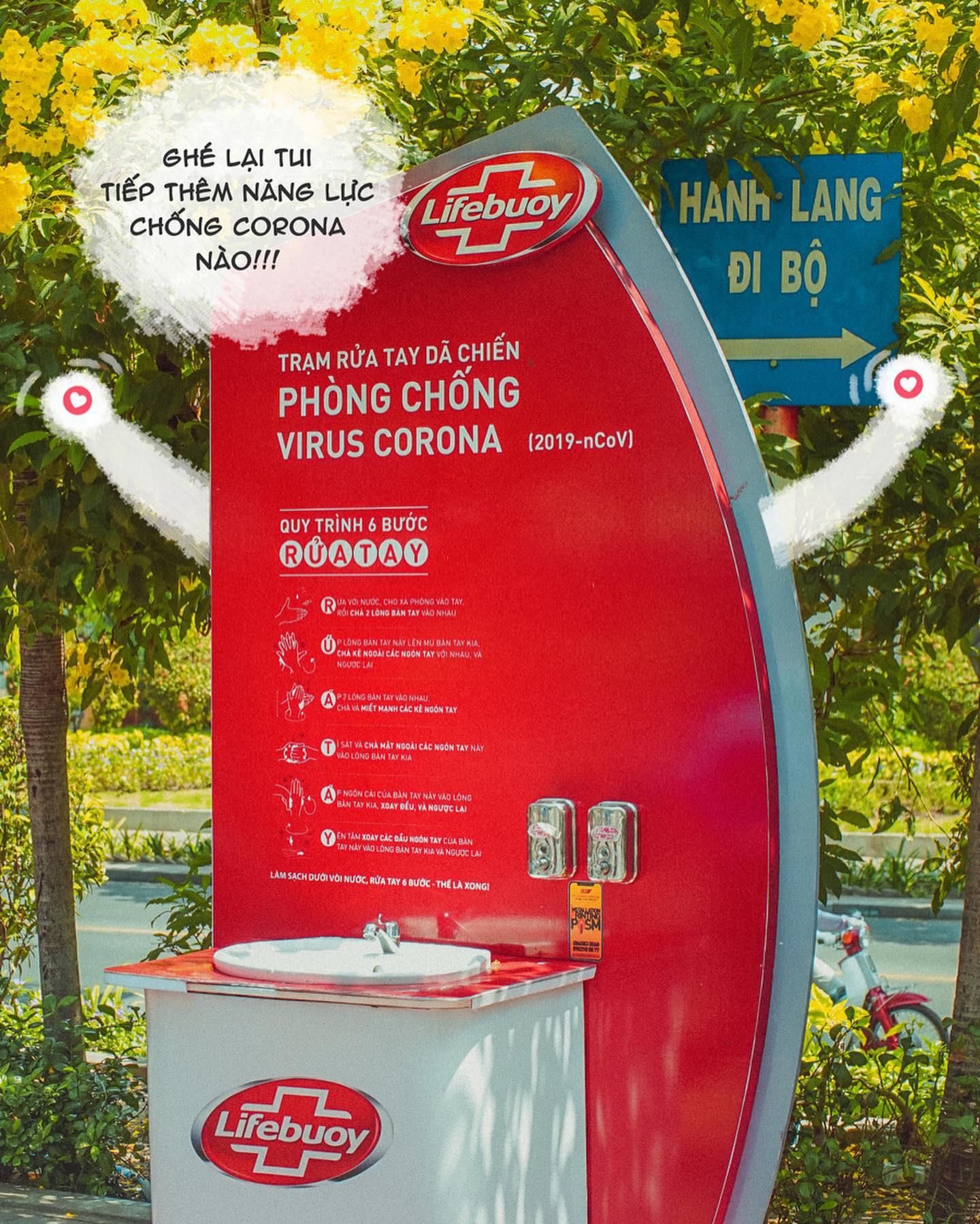 """Những trạm rửa tay miễn phí """"nhìn thấy thương lắm"""" mùa chống dịch - Ảnh 3."""