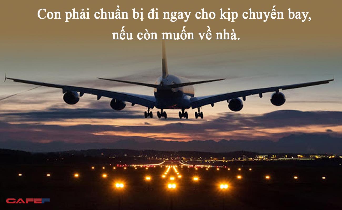 Mẹ Việt giải cứu con trai trước giờ nước Pháp đóng cửa: Con phải chuẩn bị đi ngay cho kịp chuyến bay, nếu còn muốn về nhà! - Ảnh 1.