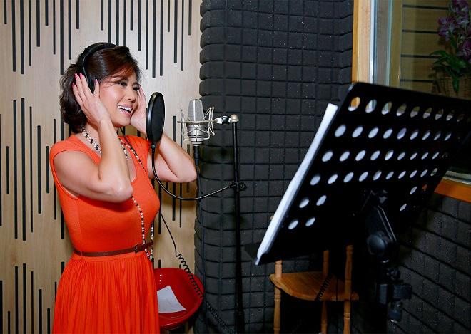 Hơn 20 nghệ sĩ cùng hát ca khúc phòng chống Covid-19 - Ảnh 8.