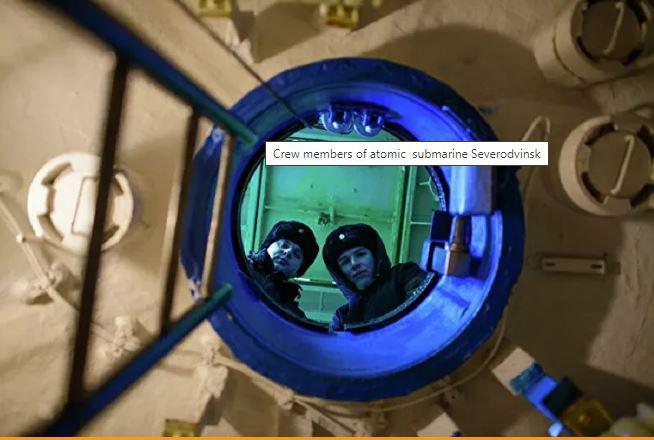 Họ có lý do để sợ chúng tôi - Bên trong tàu ngầm tên lửa Nga khiến Mỹ-NATO lạnh gáy - Ảnh 1.