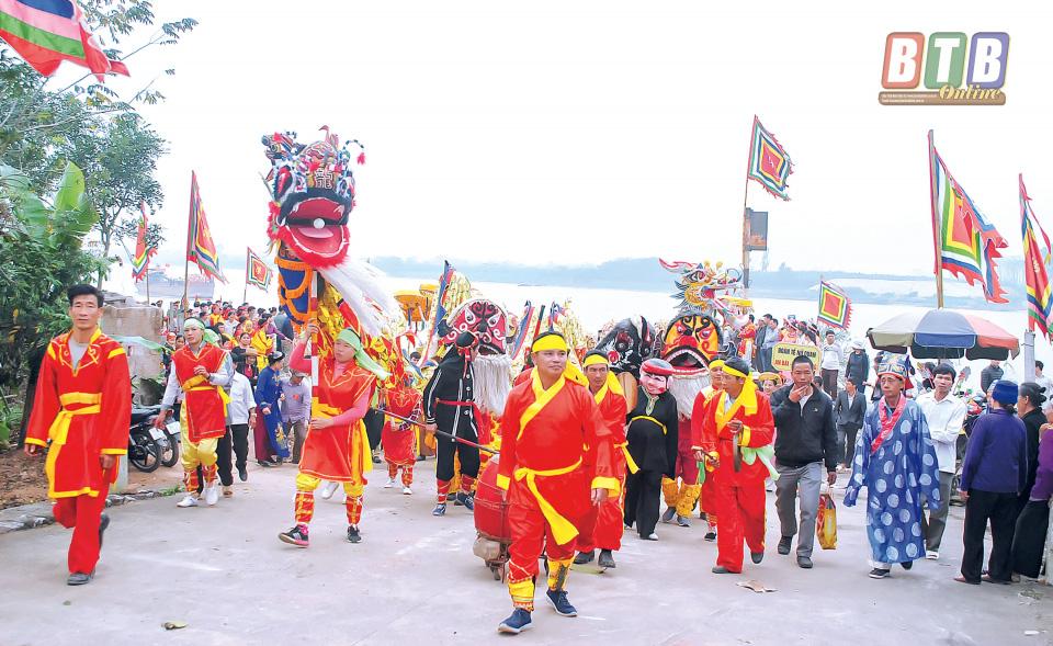 Đặc sắc văn hóa Thái Bình - Ảnh 2.