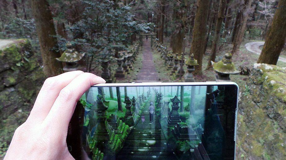 Lạc đến những địa điểm tuyệt đẹp trong Anime có thể tìm thấy ngoài đời thực - Ảnh 3.