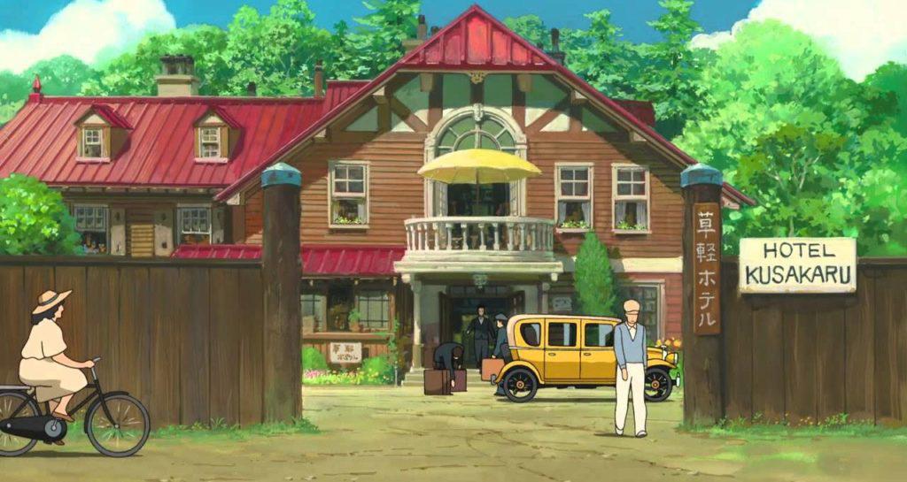 Lạc đến những địa điểm tuyệt đẹp trong Anime có thể tìm thấy ngoài đời thực - Ảnh 23.