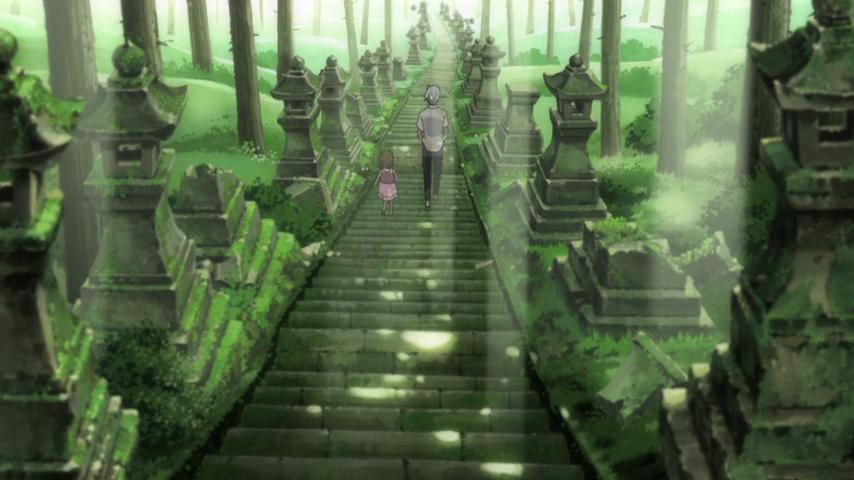 Lạc đến những địa điểm tuyệt đẹp trong Anime có thể tìm thấy ngoài đời thực - Ảnh 1.