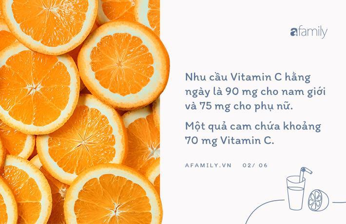 Củng cố hệ miễn dịch với các loại vitamin và khoáng chất - Ảnh 2.