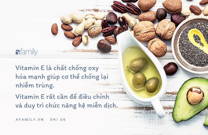 Củng cố hệ miễn dịch với các loại vitamin và khoáng chất - Ảnh 4.
