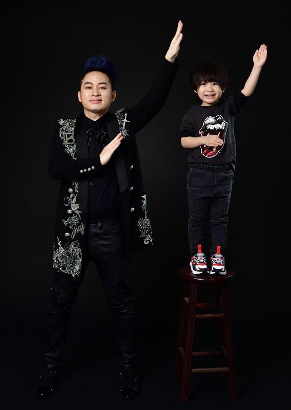 Tùng Dương trưởng thành hơn từ khi có con - Ảnh 3.