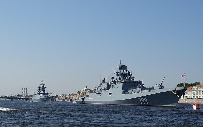 Sứ mệnh bí mật của các tàu hộ vệ Hạm đội Baltic Nga ở Bắc Đại Tây Dương: NATO  lo sốt vó? - Ảnh 3.