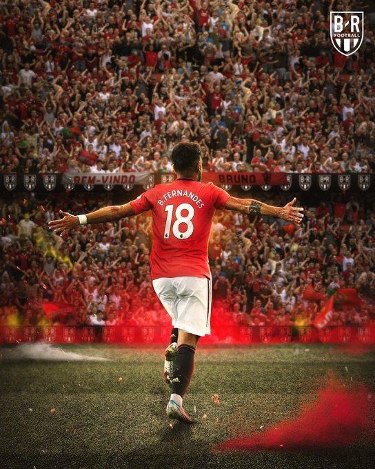 Với Bruno Fernandes, Man United đã tìm được một Eric Cantona mới tại Old Trafford - Ảnh 1.