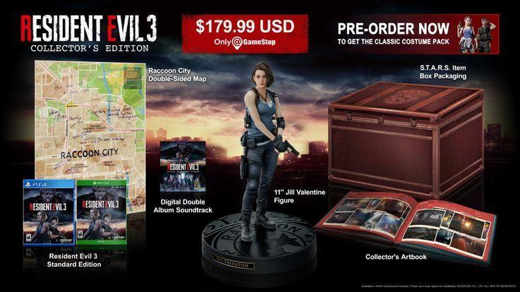 Những điều cần biết về Resident Evil 3 Remake, game kinh dị đỉnh nhất 2020  - Ảnh 2.