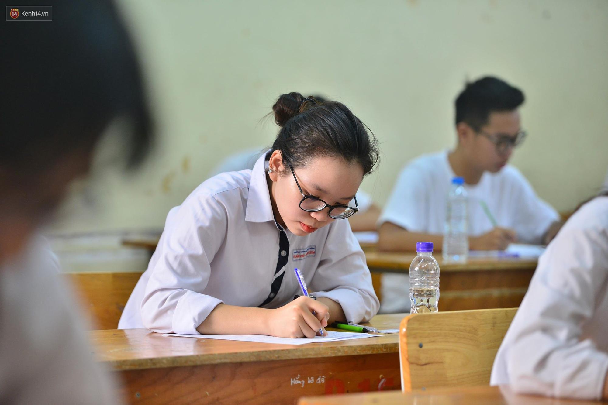Kỳ thi THPT Quốc gia: Thí sinh bị đình chỉ sẽ bị hủy kết quả toàn bộ môn thi - Ảnh 1.