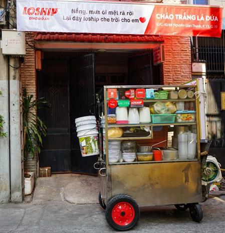 """Cách chiều khách hàng """"có 1 không 2"""" của ứng dụng giao đồ ăn thuần Việt - Ảnh 3."""