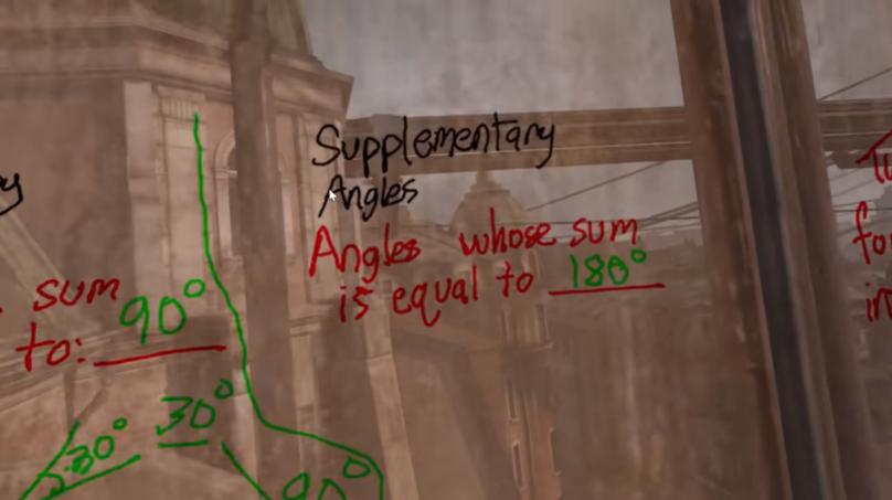 Học online sướng như game thủ khi được thầy giáo dùng hẳn Half-Life: Alyx để dạy toán - Ảnh 4.