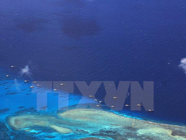 Người phát ngôn thông tin về loạt diễn biến của Trung Quốc và Đài Loan tại Biển Đông  - Ảnh 1.