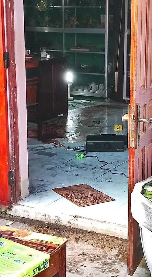 Kẻ sát hại sư thầy và nữ phật tử ở ngôi chùa Bình Thuận khai lấy 750 triệu đồng - Ảnh 2.
