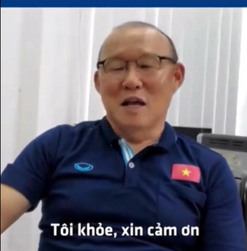Sau vài tuần học tiếng Việt, HLV Park Hang-seo đã nói được những câu hội thoại nào?  - Ảnh 3.