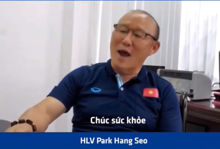 Sau vài tuần học tiếng Việt, HLV Park Hang-seo đã nói được những câu hội thoại nào?  - Ảnh 1.