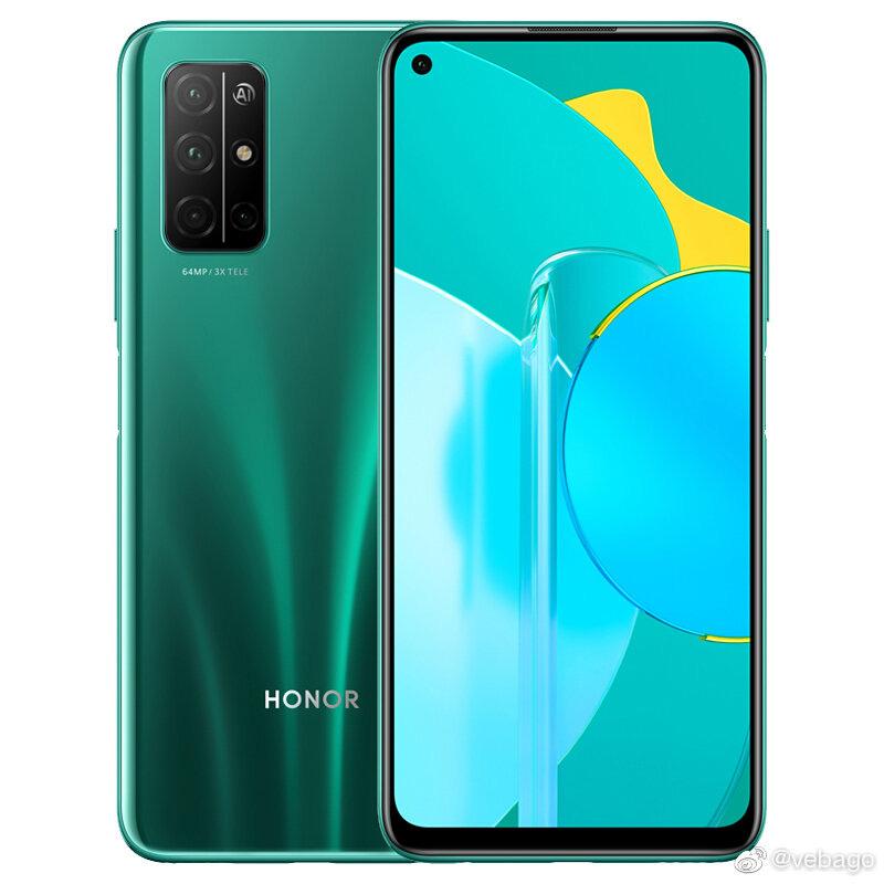 Honor 30S 5G ra mắt: Kirin 820, 4 camera 64MP, sạc nhanh 40W, giá từ 8 triệu đồng - Ảnh 2.