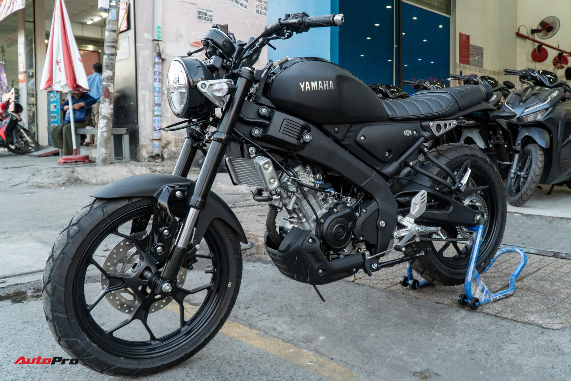 Yamaha XSR 155 chính hãng chuẩn bị về Việt Nam với giá 90 triệu đồng? - Ảnh 2.