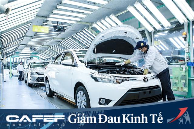 Giá liên tục giảm sâu, nhà máy đóng cửa, thị trường ô tô Việt ảnh hưởng nặng nề bởi dịch Covid-19 - Ảnh 2.