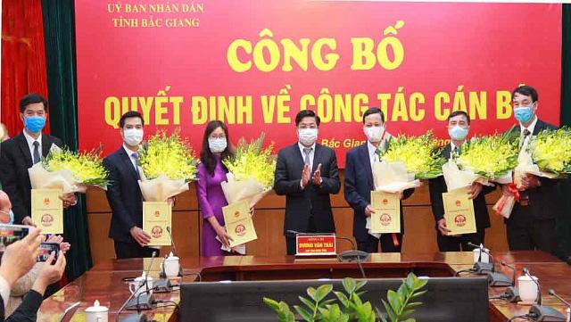 Nhân sự mới tại các tỉnh Long An, Đắk Nông, Bắc Giang - Ảnh 3.