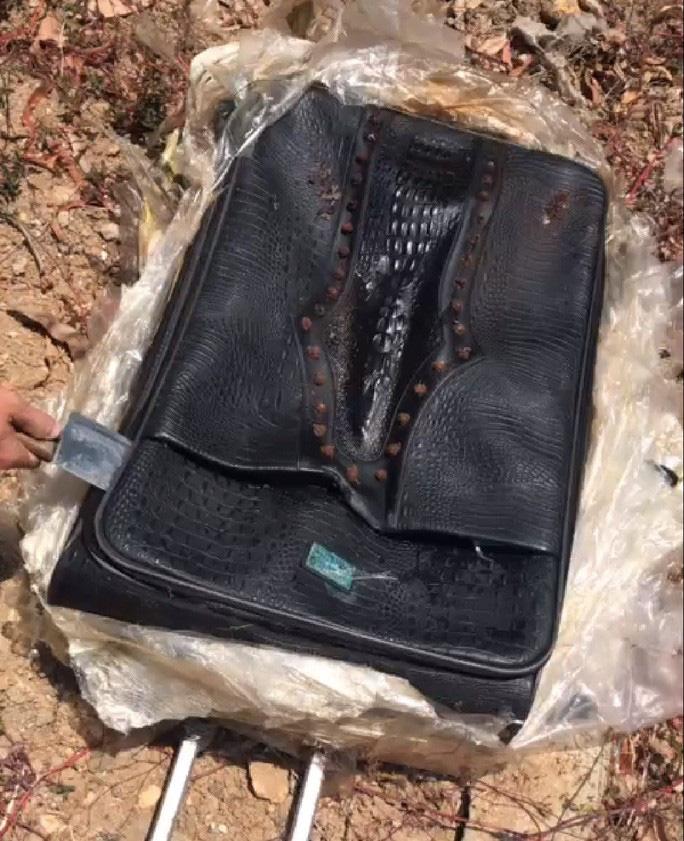 Vụ thi thể trong valy ở Nha Trang: Nạn nhân đã chết khoảng 6 tháng - Ảnh 1.