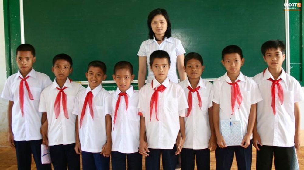 """Trào lưu """"trở về tuổi thơ"""" của các cầu thủ, thử thách kiến thức fan bóng đá Việt Nam - Ảnh 1."""